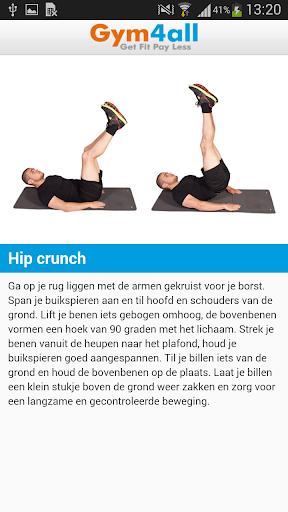 【免費健康App】Gym4all-APP點子