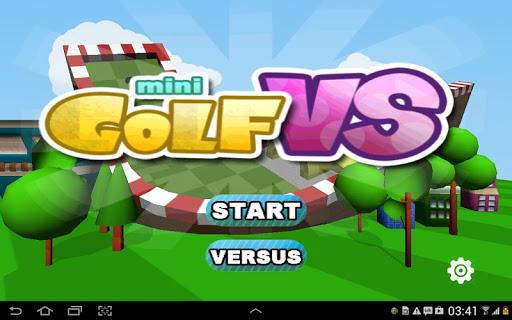 迷你高爾夫球VS 免費版