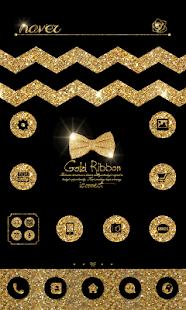 GoldRibbon dodollauncher theme