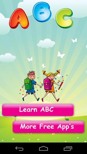 ABC字母為孩子