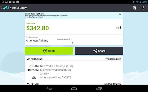 Skyscanner Screenshot 28