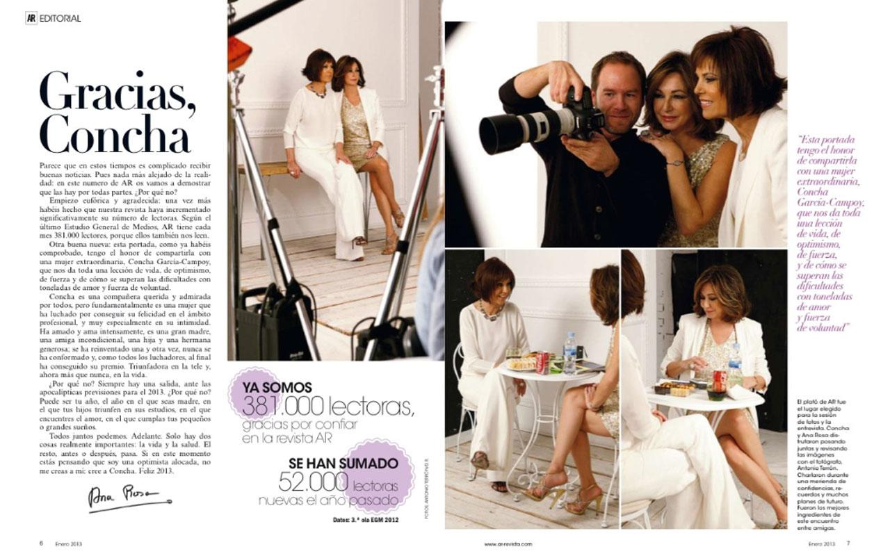 AR Revista- screenshot