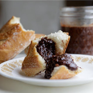 Homemade Crunchy Nutella