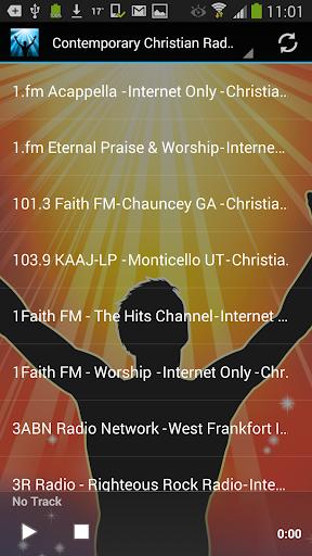 Contemporary Christian Radio