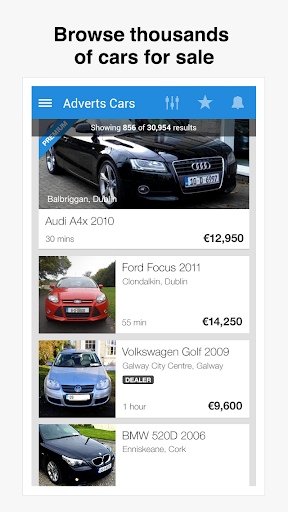 Adverts Cars