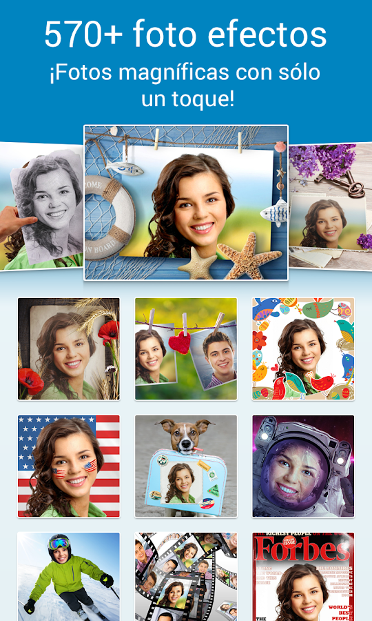 Photo Lab - editor de fotos - screenshot