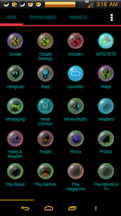 NeoGlaSs ICONS - screenshot thumbnail