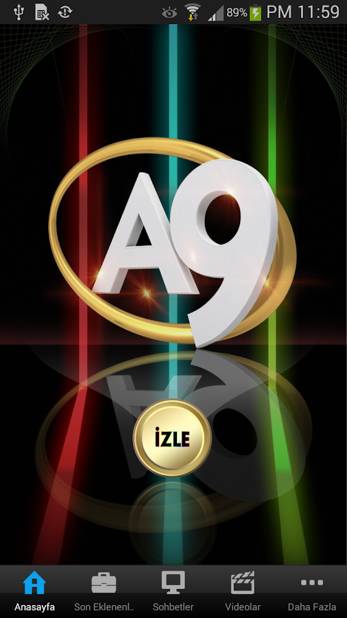 A9 TV- screenshot