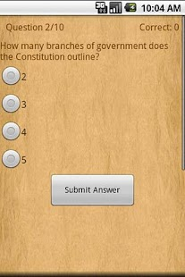 US Constitution (Ad-Free) - screenshot thumbnail