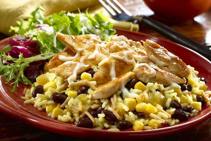 Cheesy Chicken Monterey Recipe