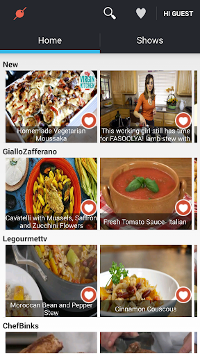 【免費生活App】Mediterranean Food by iFood.tv-APP點子