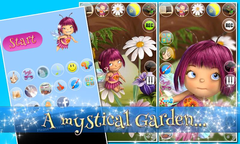 Talking Mary the Baby Fairy - screenshot