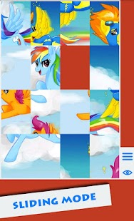 My Little Pony Puzzle Game - screenshot thumbnail