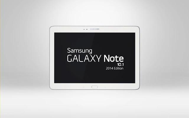 Galaxy Note10.1 Retailmode - screenshot