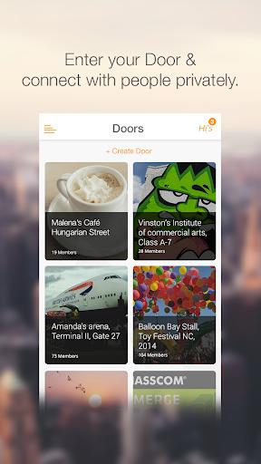 Door -The Icebreaker app Beta