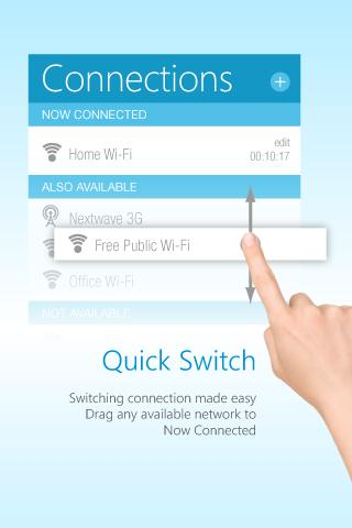 Simplify | Smart Wi-Fi Manager - screenshot