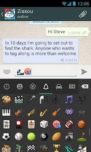 WhatsApp Messenger v2.12.101