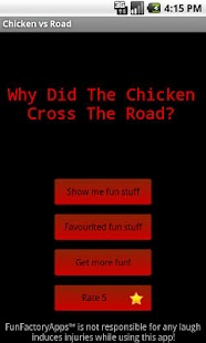 Chicken vs Road - screenshot thumbnail