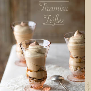 Tiramisu Trifle Ladyfingers Recipes.