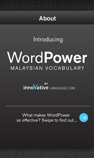 【免費教育App】Learn Malay Free WordPower-APP點子