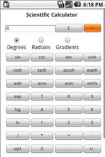 Scientific Calculator Pro - screenshot thumbnail