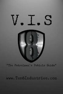 Patrolman's Vehicle Guide - screenshot thumbnail