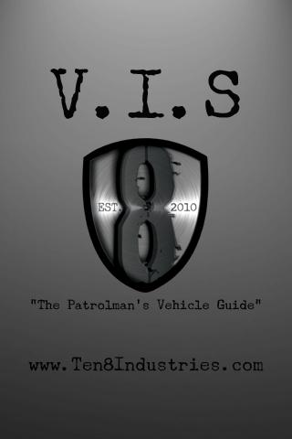 Patrolman's Vehicle Guide - screenshot