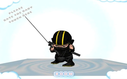 Baby Ninja Dance- screenshot thumbnail