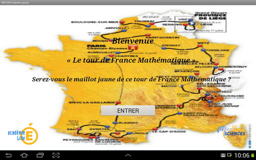 Mathis Maillot Jaune TABLET