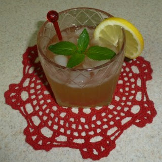 Ginger Limoncello Spritzer