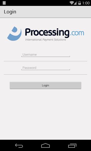Processing.com Mobile