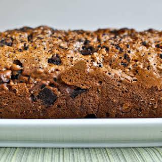 Chocolate Chunk Oatmeal Cookie Bread.