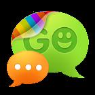 GO短信2011橙色主题 icon