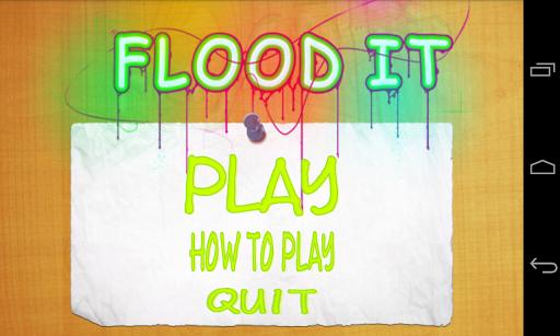 Flood It 2013 HD