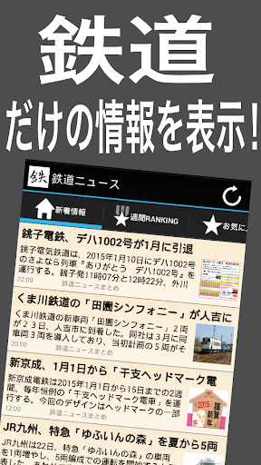 鉄道まとめニュース