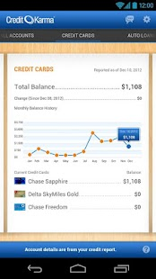 Credit Karma Mobile - screenshot thumbnail