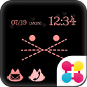 Cat Face Wallpaper Theme icon
