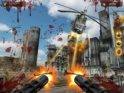 Gunship Counter Shooter 3D v1.1.1
