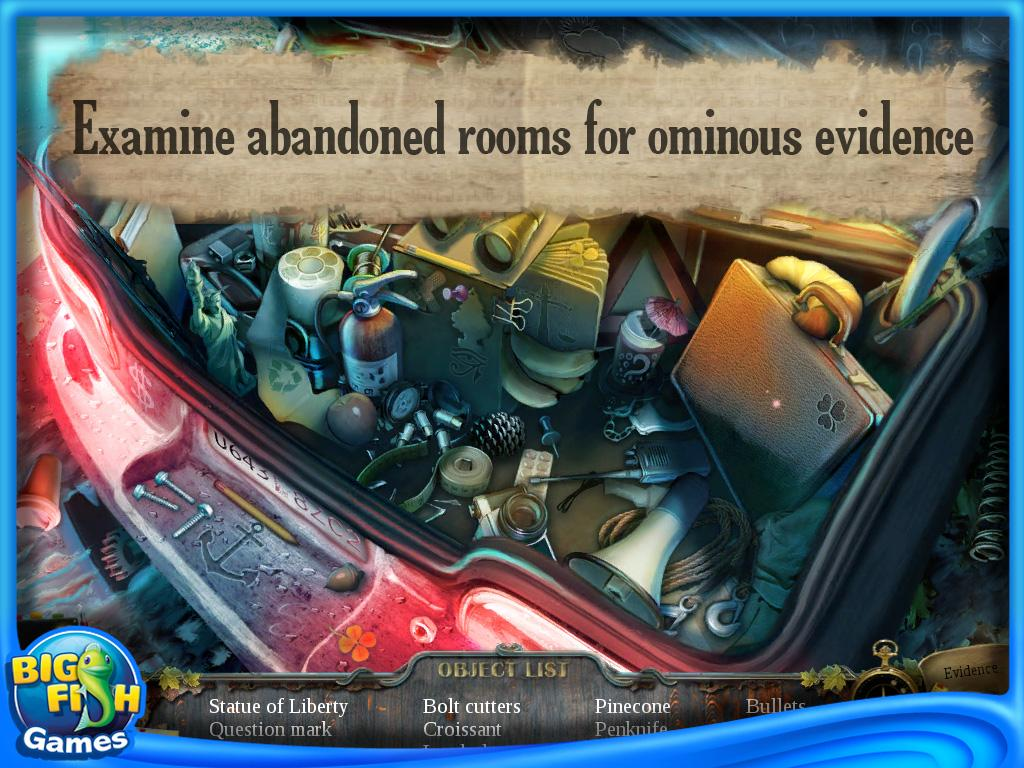 Enigmatis - Hidden Object Game - screenshot