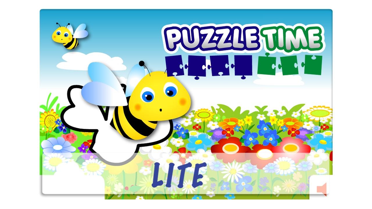 Puzzle Time Lite - screenshot