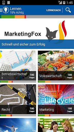 MarketingFox - Prüfungsbereit
