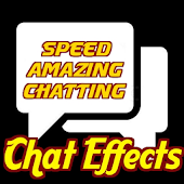 Speed chat effects