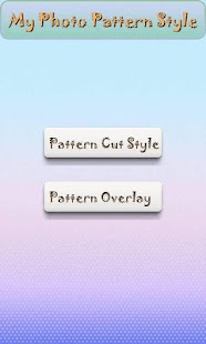Pattern Effect screenshot