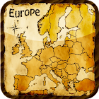 Geography quiz: Europe icon