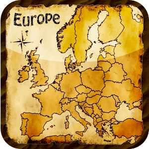 Geography quiz: Europe for PC and MAC