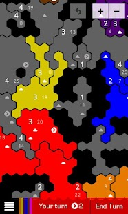 Battle for Hexagon- screenshot thumbnail