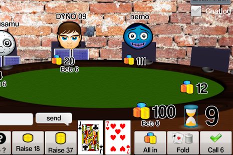 Mugalon Poker Royal holdem 3D- screenshot thumbnail