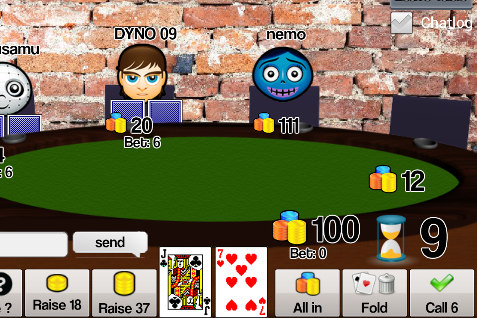 Mugalon Poker Royal holdem 3D- screenshot