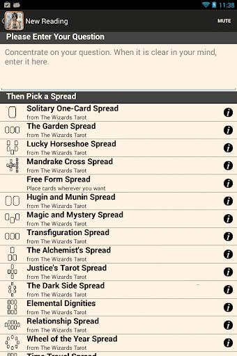 玩免費娛樂APP|下載Wizards Tarot app不用錢|硬是要APP