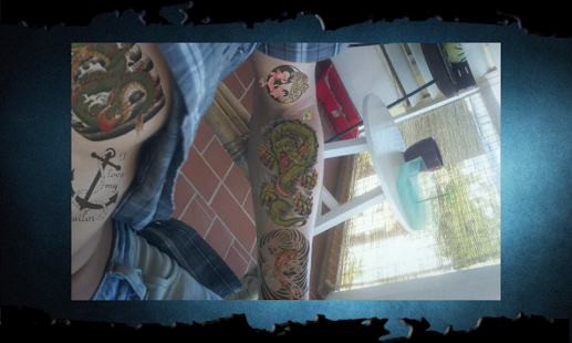 Tattoo Cam - screenshot thumbnail
